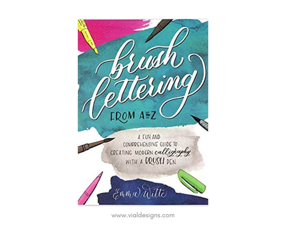A Fun and Comprehensive Guide to Creating Modern Calligraphy with a Brush Pen