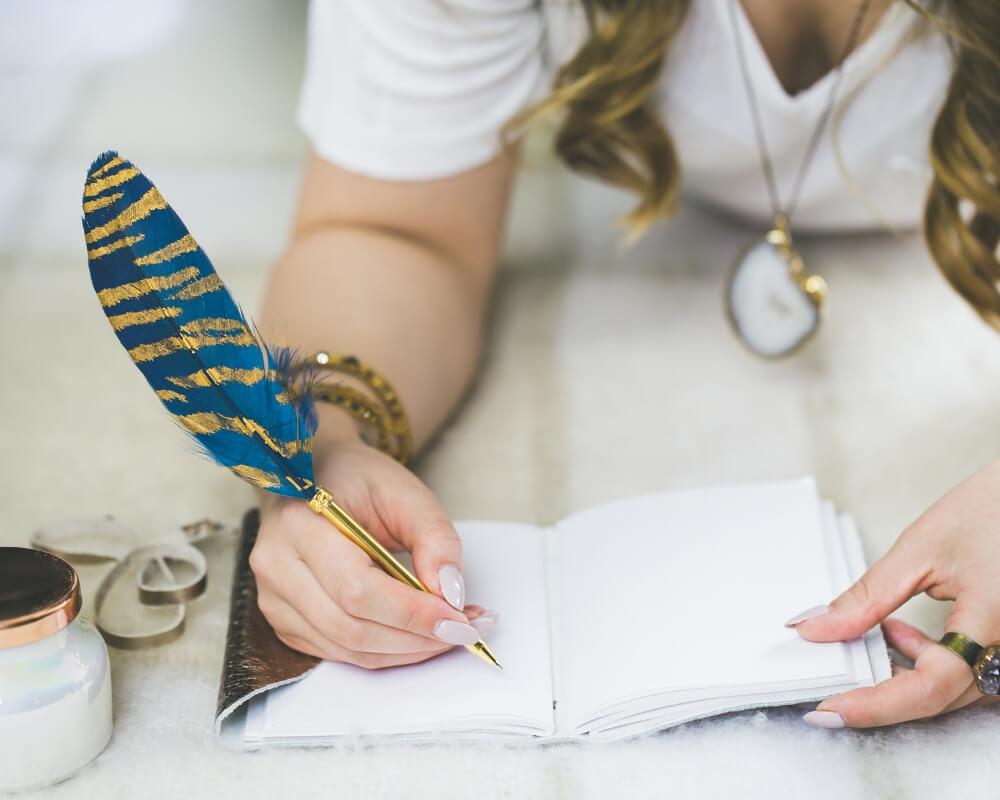 Plan ahead your calligraphy practice