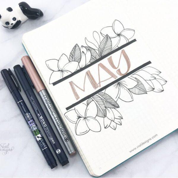 PLAN WITH ME MAY 2019 | BULLET JOURNAL SET UP